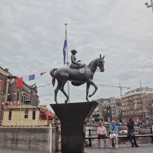 Амстердам. Голландия
