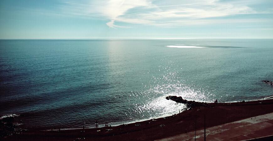 Прохоровский пляж (пляж «Норникель»)