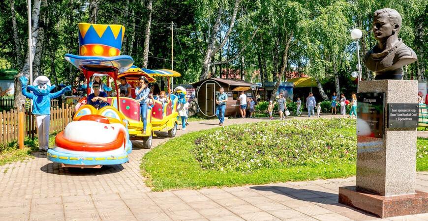 Парк Гагарина в Стерлитамаке