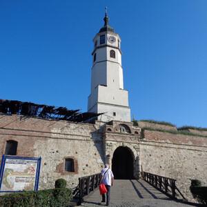 Самостоятельно в Белград — столицу Сербии