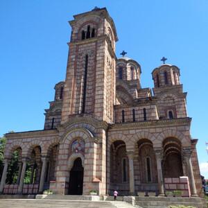 По великим соборам Белграда