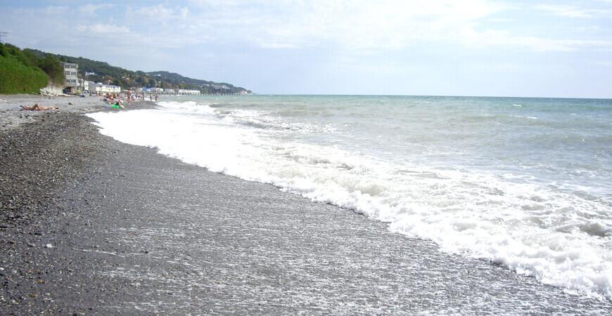 Нудистский пляж Лоо