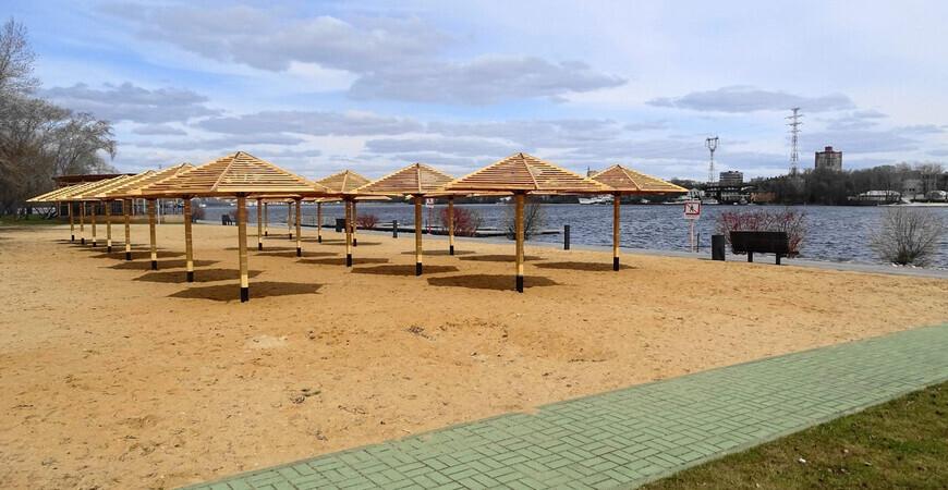 Пляж «Покровский берег»