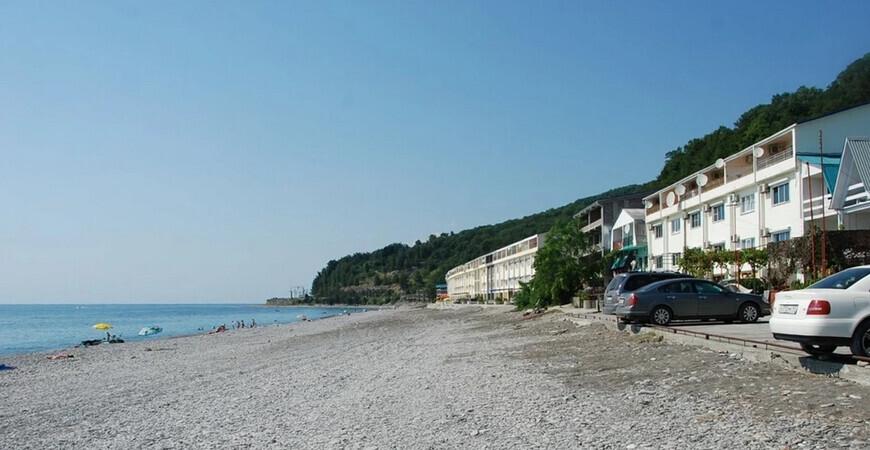 Пляж Волконки