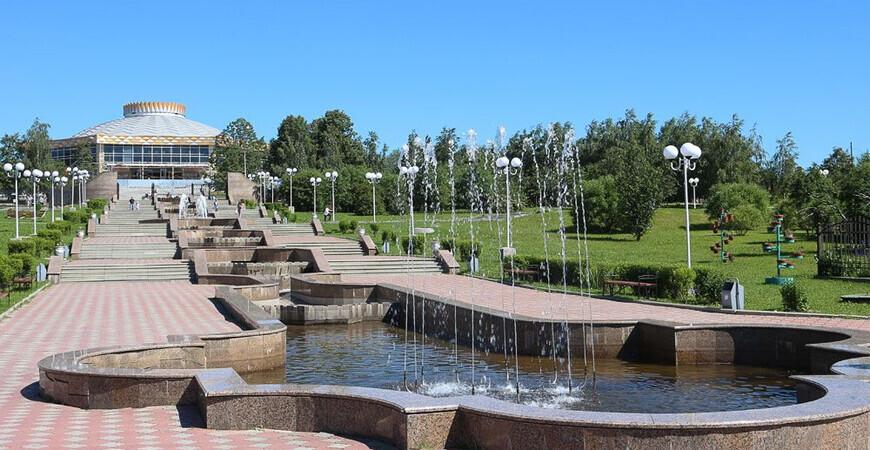 Парк им. А.П. Бондина
