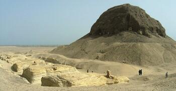 В Египте для туристов открывают ещё одну пирамиду