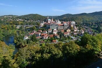 В Чехии пройдёт Ночь крепостей и замков