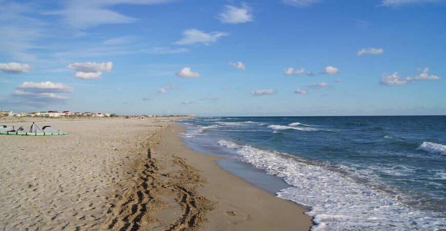 Пляж Поповки