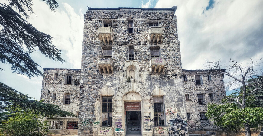 Заброшенный отель «Беренгария»