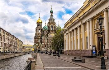 Санкт-Петербург вновь стал победителем престижной премии World Travel Awards