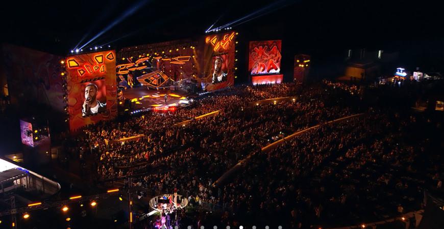 Международный музыкальный фестиваль «Жара» — 2021