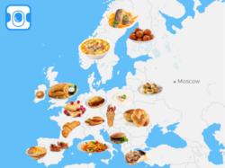 Туристы из РФ назвали любимый фастфуд в странах Европы