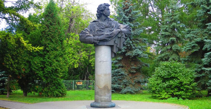 Парк Пушкина в Челябинске