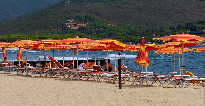 Пляж Марина-ди-Кампо
