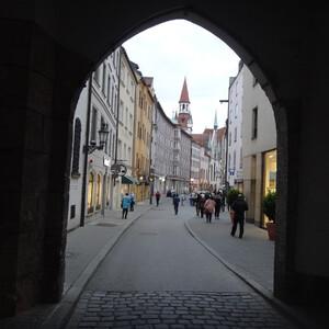 Баварские Альпы, дворцы и замки. Часть 1
