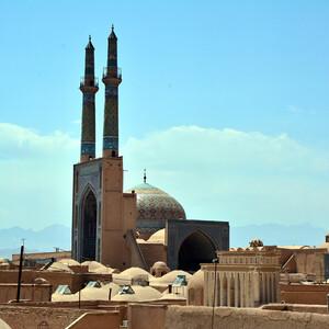 Язд (Йезд) самый необычный город Ирана