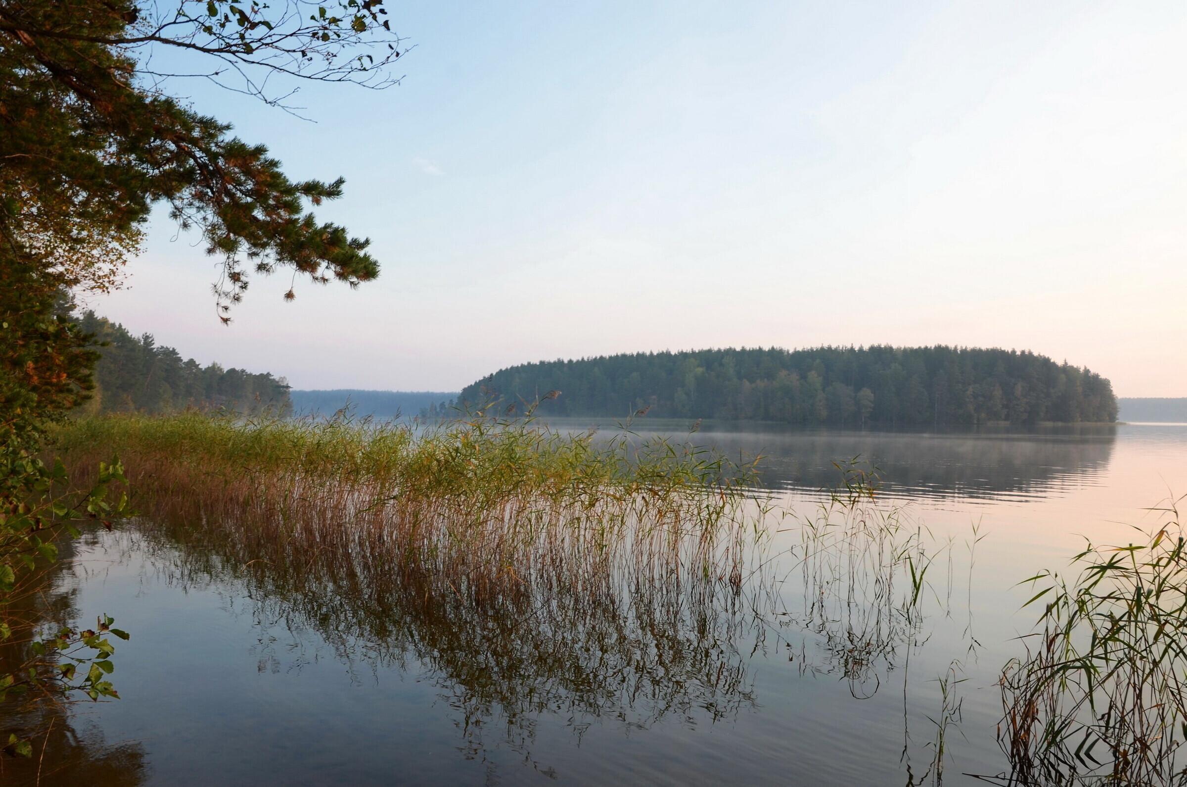 озера мурманской области рыбалка
