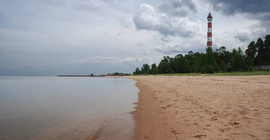 Пляж «Осиновец»
