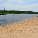 Пляж «Сосновый бор» в Воронеже
