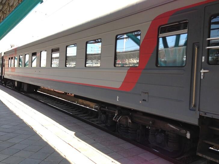 Поезд № 289Е
