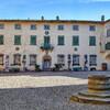 загородная вилла хозяев, осматривается по ходу экскурсии снаружи, экскурсии по Флоренции и Тоскане с частным индивидуальным гидом на русском языке