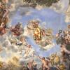 Изумительные фрески на потолках Галереи Палатина, 17 век, экскурсии по Флоренции с частным индивидуальным гидом на русском языке