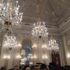 Галерея Палатина, Белый Зал с восхитительным оформлением конца 18 века, экскурсии по Флоренции с частным индивидуальным гидом на русском языке