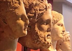 Салоники — лучшие музеи.Часть 1. Археологический музей