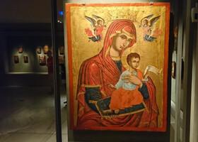 Салоники — лучшие музеи. Часть 2. Музей Византийской культуры