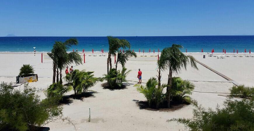Пляж Мортелле