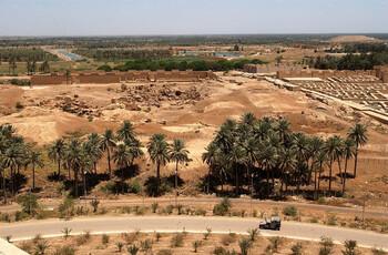 Вавилон включен в список всемирного наследия ЮНЕСКО