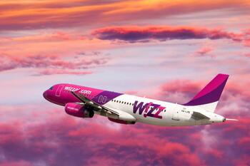 Лоукостер Wizz Air откроет рейс из Казани в Будапешт