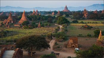 Древний Баган в Мьянме стал объектом всемирного наследия ЮНЕСКО
