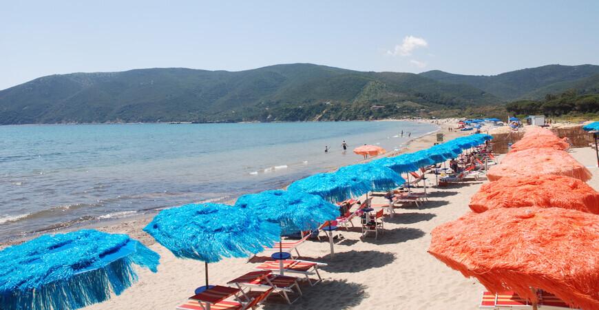 Пляж Лакона