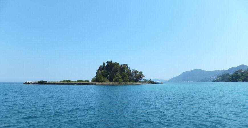 Мышиный остров (Понтикониси)