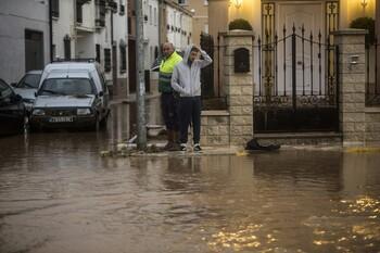Север Испании страдает от наводнения