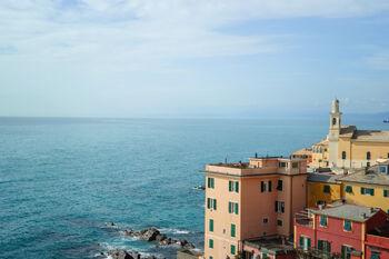 Старый район Генуи — Боккадассе