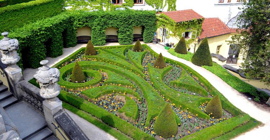 Вртбовские сады