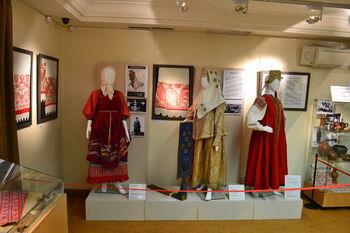 Экспозиция Национального музея Республики Карелия