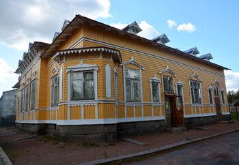 Региональный музей Северного Приладожья в Сортавале