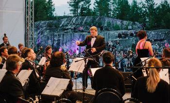 Музыкальный фестиваль Ruskeala Symphony