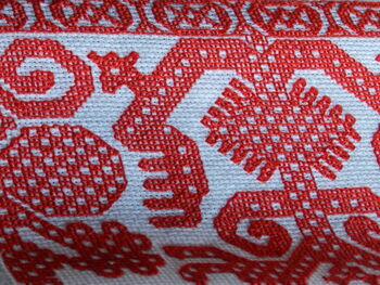 Заонежская вышивка