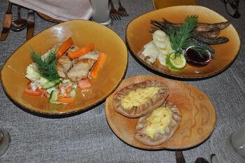 Блюда карельской кухни