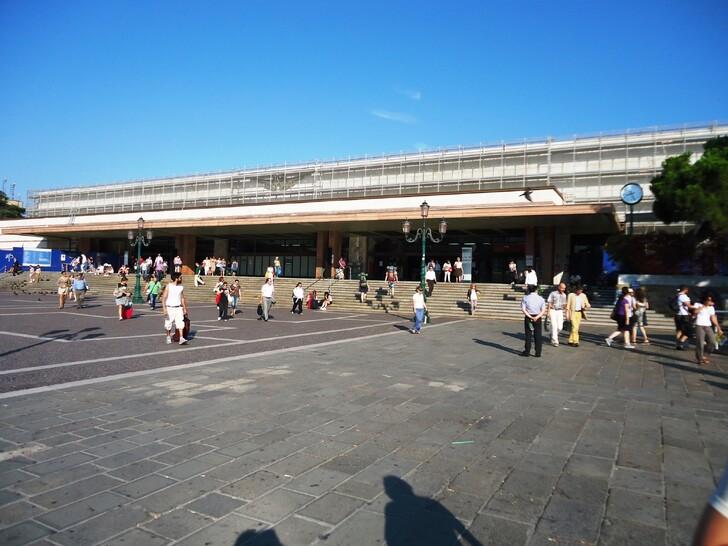 Вокзал Венеции Санта Лючия