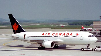 Почти 40 пассажиров Air Canada пострадали из-за турбулентности