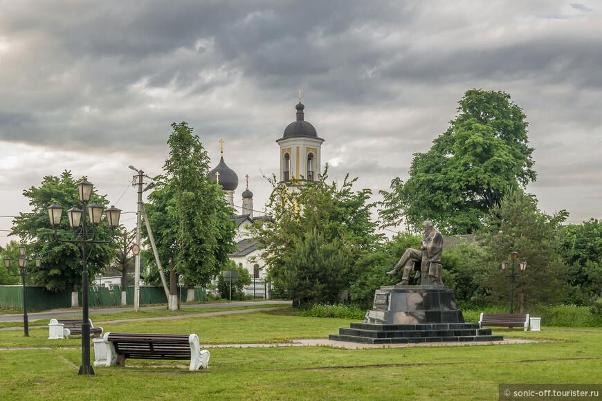 Сквер на пересечении улиц Сварога и Красных Командиров