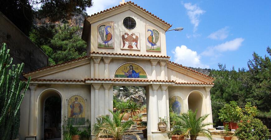 Монастырь Селинари (Монастырь святого Георгия)