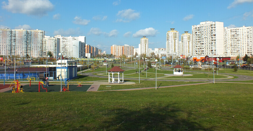 Парк Артёма Боровика