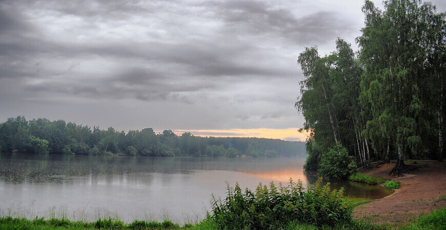 Малаховское озеро