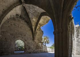 Остров любви 7. Abbaye de la Belle Paix
